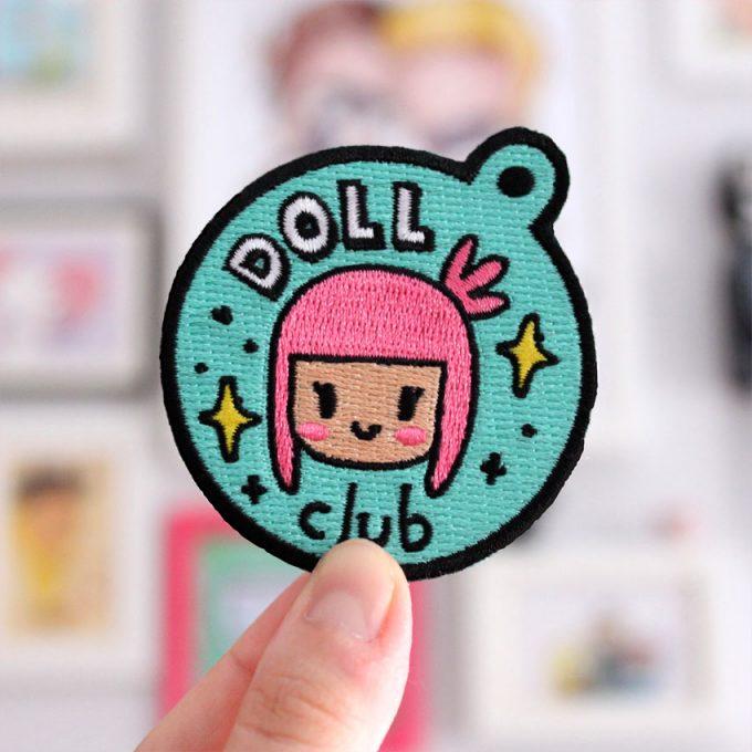 Parche Doll Club