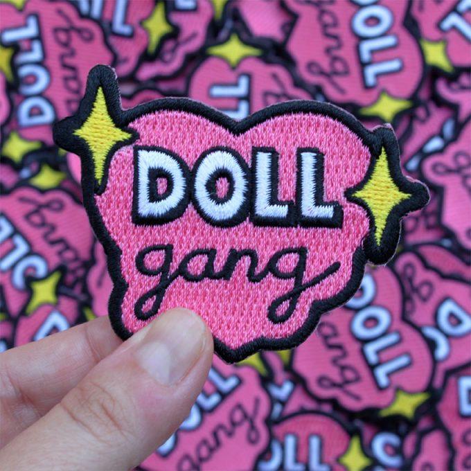 Parche Doll Gang