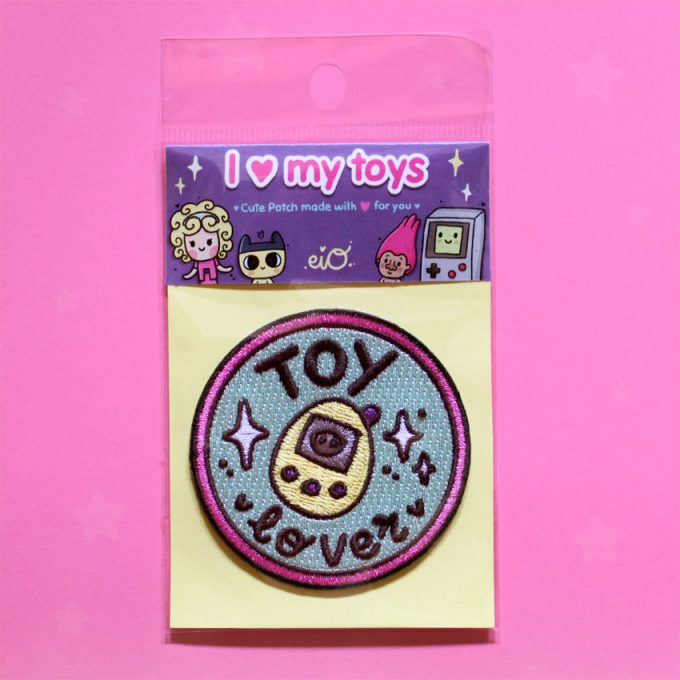 Parche Toy Lover