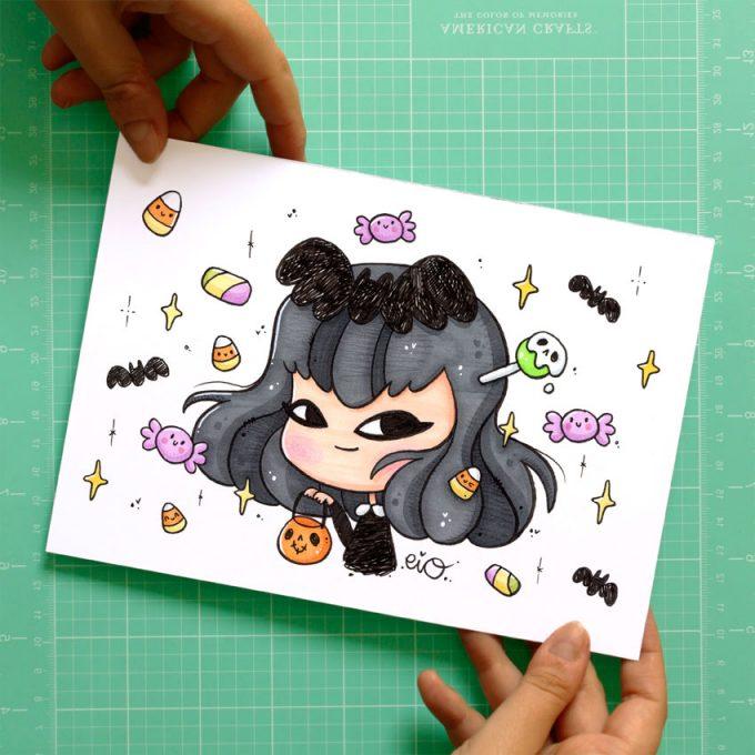 lamina-Halloween-Candy